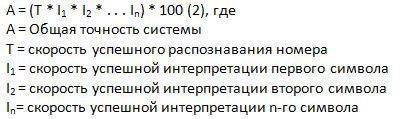 Изображение - Обзор и анализ систем распознавания номерных знаков article008_2